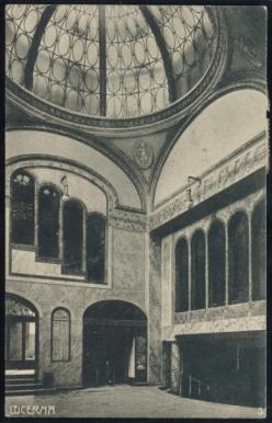 The original passageway